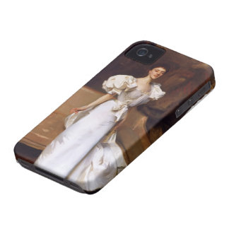 John Sargent- Portrait of Countess,Clary Aldringen Case-Mate iPhone 4 Case