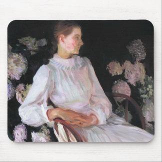 John Sargent- Portrait of Katharine Shapleigh Mouse Pad
