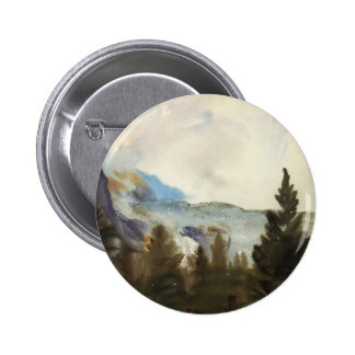 John Sargent: Purtud Fir Trees and Snow Mountains Pins
