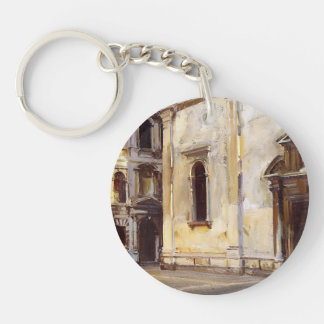 John Sargent-Santa Carmelo & Scuola Grande Keychains