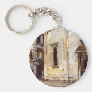 John Sargent-Santa Carmelo & Scuola Grande Key Chain