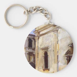 John Sargent-Santa Carmelo & Scuola Grande Keychain