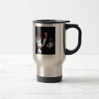 John Sargent- The Archbishop of Canterbury 15 Oz Stainless Steel Travel Mug