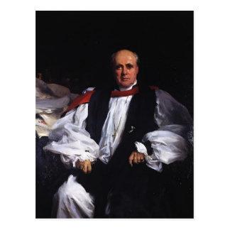 John Sargent- The Archbishop of Canterbury Postcard