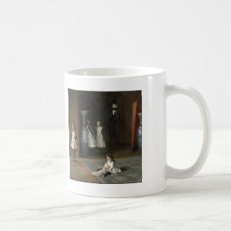 John Sargent- The Daughters of Edward Darley Boit Coffee Mug