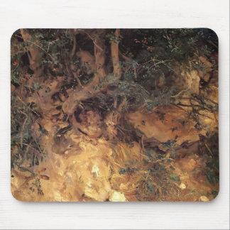 John Sargent-Valdemosa,Majorca Thistles & Herbage Mouse Pad
