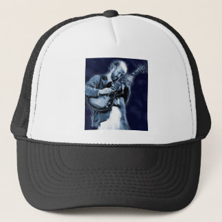 John Scofield Jazz Guitarist Hat