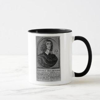 John Selden, 1672 Mug
