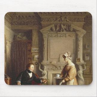 John Sheepshanks and his maid Mouse Pad