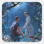 John Simmons: A Midsummer Night's Dream Sticker