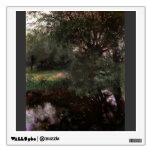 John Singer Sargent- A Backwater at Wargrave Wall Decor