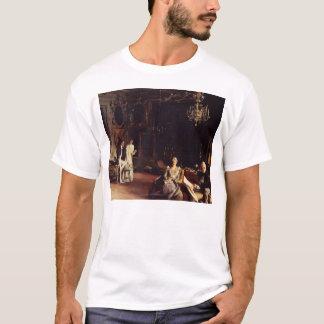 John Singer Sargent- An Interior in Venice T-Shirt