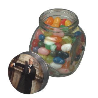 John Singer Sargent- Arthur James Balfor Glass Candy Jar