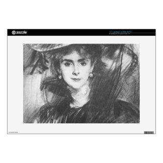 John Singer Sargent - baronesa de Meyer Portátil Skins