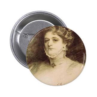 John Singer Sargent: Blanche Marchesi Pins