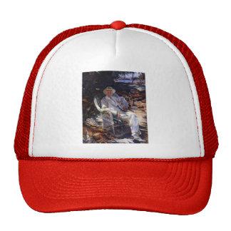 John Singer Sargent- Charles Deering Trucker Hat