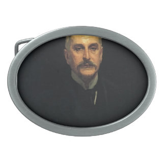 John Singer Sargent- Colonel Thomas Edward Vickers Oval Belt Buckle