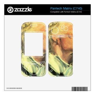 John Singer Sargent - Coventry Patmore Decal For Pantech Matrix