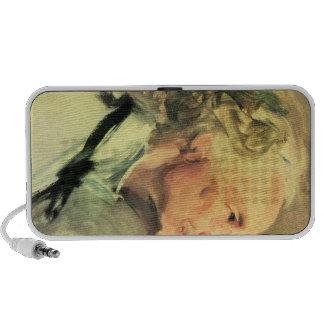 John Singer Sargent - Coventry Patmore iPod Speaker