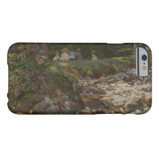 John Singer Sargent - el amo y sus alumnos Funda Barely There iPhone 6