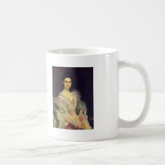 John Singer Sargent- Etta Dunham Classic White Coffee Mug
