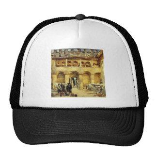 John Singer Sargent- Florence. Torre Galli Hats