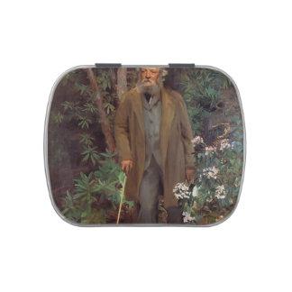 John Singer Sargent- Frederick Law Olmsted Candy Tins