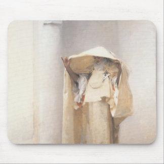 John Singer Sargent- Fumee d'Ambre Gris Mouse Pad
