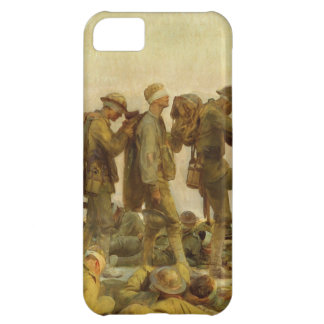 John Singer Sargent - Gassed iPhone 5C Cover