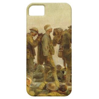 John Singer Sargent - Gassed iPhone SE/5/5s Case