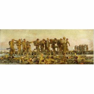 John Singer Sargent - Gassed Standing Photo Sculpture