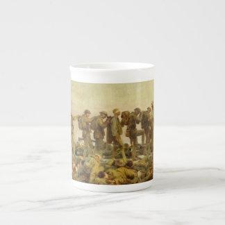 John Singer Sargent - Gassed Porcelain Mug