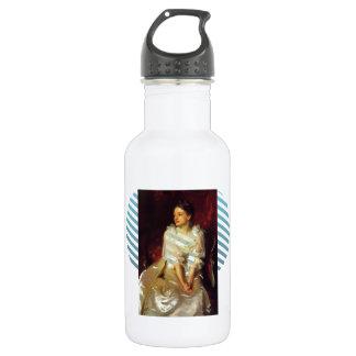 John Singer Sargent- Helen Dunham 18oz Water Bottle