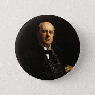 John Singer Sargent- Henry James Pinback Button