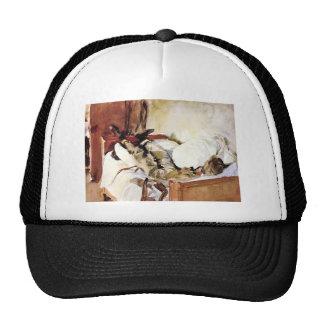 John Singer Sargent- In Switzerland Trucker Hat