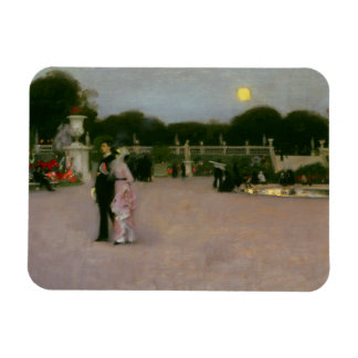 John Singer Sargent - In the Luxembourg Gardens Magnet