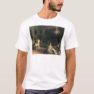 John Singer Sargent - Interior in Venice T-Shirt