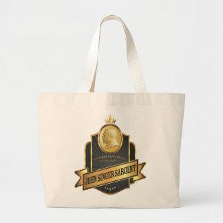 John Singer Sargent Label Bag