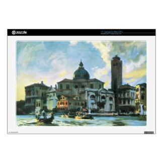 John Singer Sargent - labias Venecia de Palazzo Calcomanías Para Portátiles