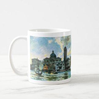 John Singer Sargent - labias Venecia de Palazzo Taza