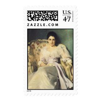 John Singer Sargent Lady Agnew 1892 Postage