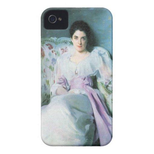 John Singer Sargent - Lady Agnew iPhone 4 Case