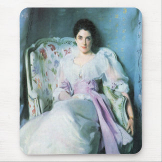 John Singer Sargent - Lady Agnew Mouse Pad