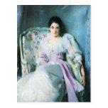 John Singer Sargent - Lady Agnew Postcards