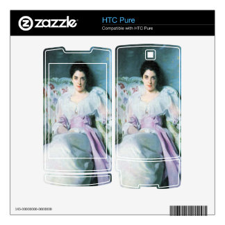 John Singer Sargent - Lady Agnew Skin For The HTC Pure