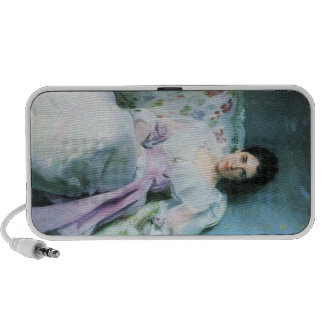 John Singer Sargent - Lady Agnew iPod Speakers