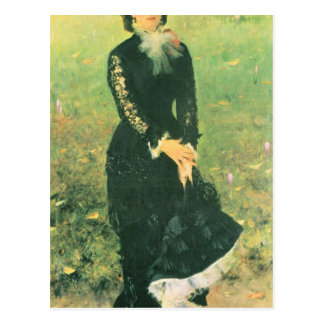 John Singer Sargent - Madame Edouard Pailleron Postcard