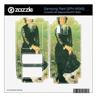 John Singer Sargent - Madame Edouard Pailleron Samsung Rant Skins