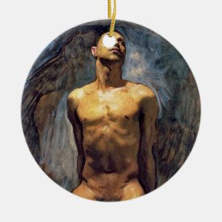 John Singer Sargent - Male Study Ceramic Ornament