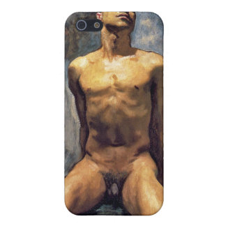 John Singer Sargent - Male Study iPhone SE/5/5s Cover